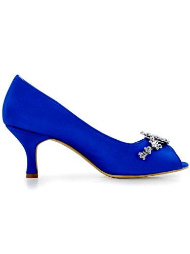Royal Blue Court Shoes Uk