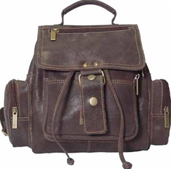 Find the right kind of leather luggage for your needs